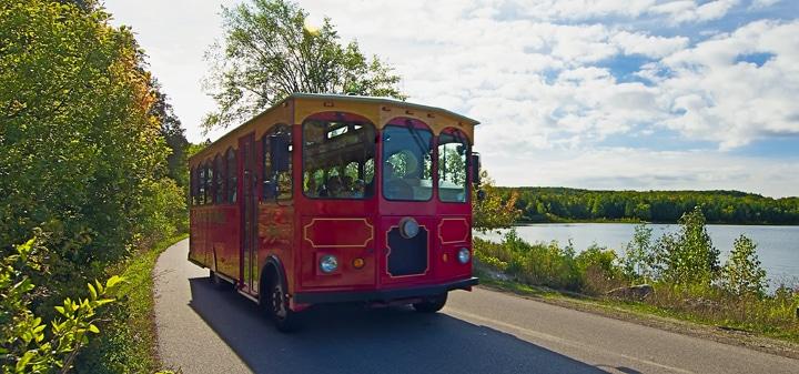 Spring Trolley Tour