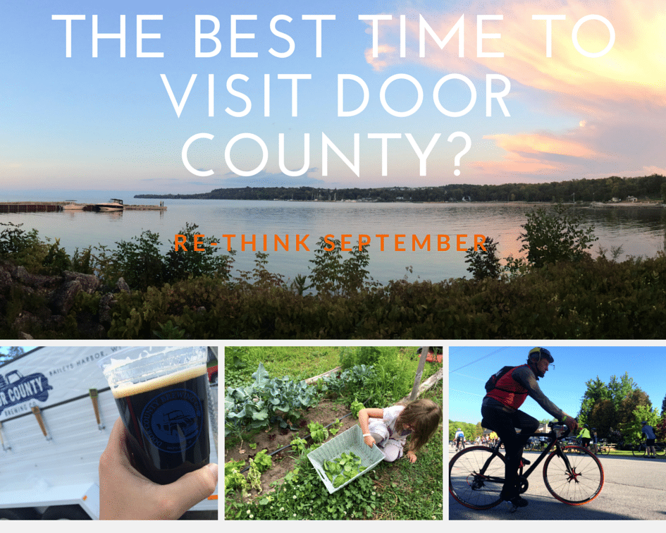 Why September Is The Best Time To Visit Door County