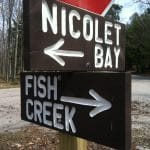 Nicolet Bay Fish Creek