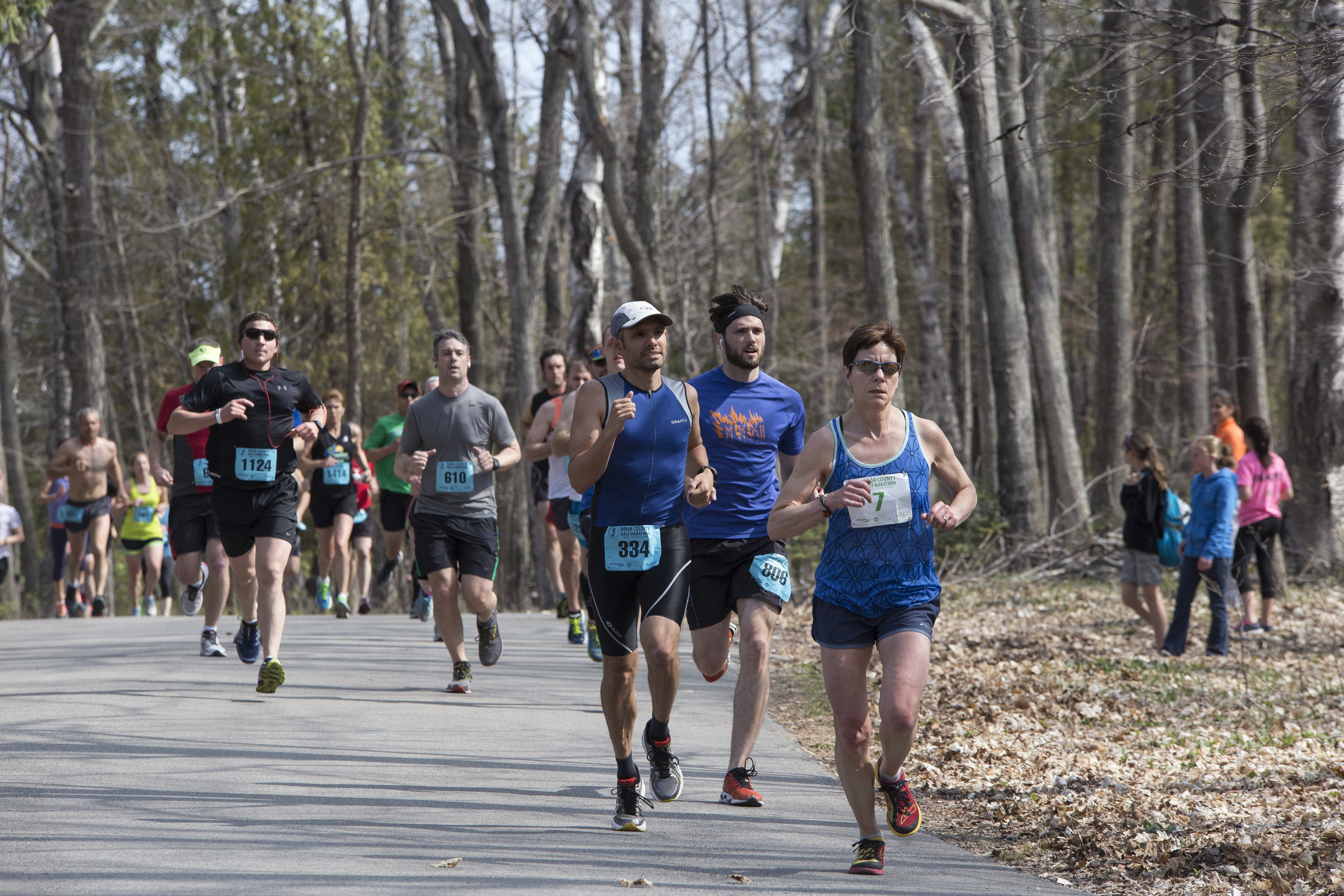 April 28: Southern Door Eagles Trail Trot, 2 Mile, Brussels